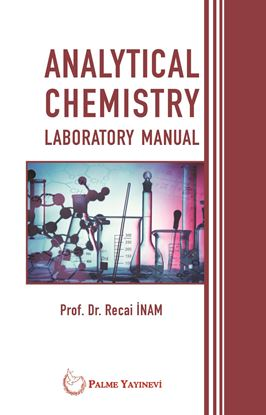 Resim ANALYTICAL CHEMISTRY LABORATORY MANUAL