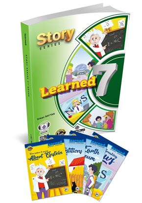 Resim Learned English 7 Story Series