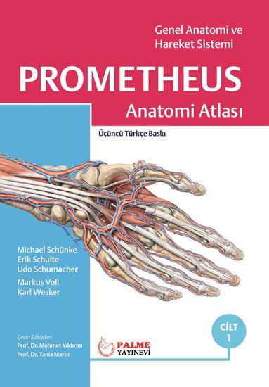 resm PROMETHEUS Anatomi Atlası Cilt 1