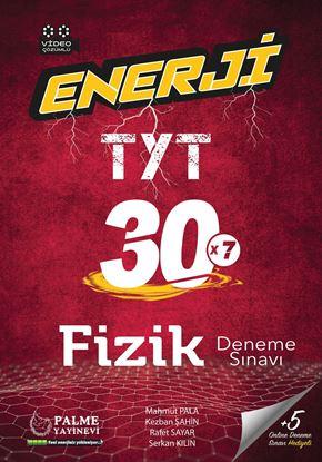 Resim ENERJİ TYT 30 FİZİK DENEME SINAVI