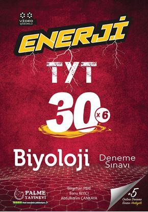 Resim ENERJİ TYT 30 BİYOLOJİ DENEME SINAVI