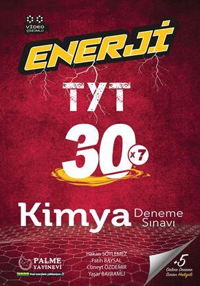 Resim ENERJİ TYT 30 KİMYA DENEME SINAVI