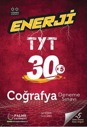 Resim ENERJİ TYT 30 COĞRAFYA DENEME SINAVI