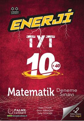 Resim ENERJİ TYT 10 MATEMATİK DENEME SINAVI