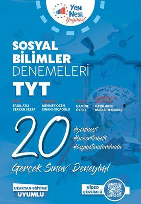 Resim TYT SOSYAL BİLİMLER 20 DENEME SINAVI