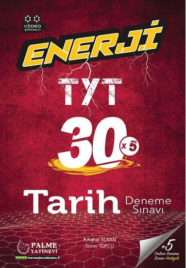 resm ENERJİ TYT 30 TARİH DENEME SINAVI