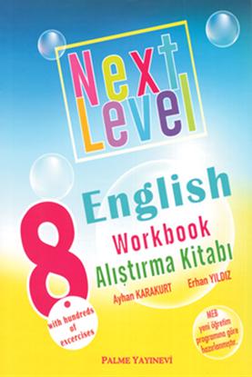 Resim 8. Sınıf Next Level English Workbook Alıştırma Kitabı