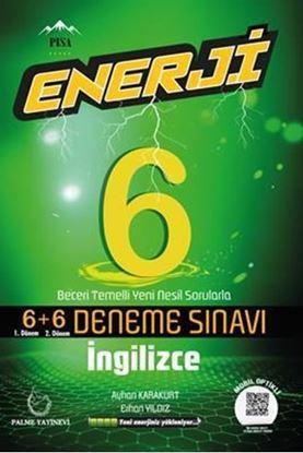 Resim 6.Sınıf Enerji İngilizce 6+6 Deneme Sınavı