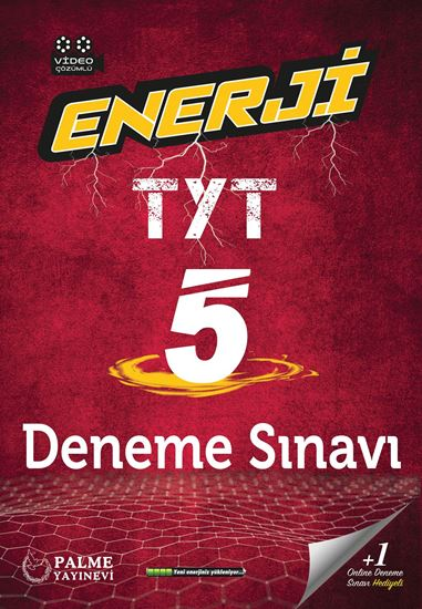 resm ENERJİ TYT 5 DENEME SINAVI