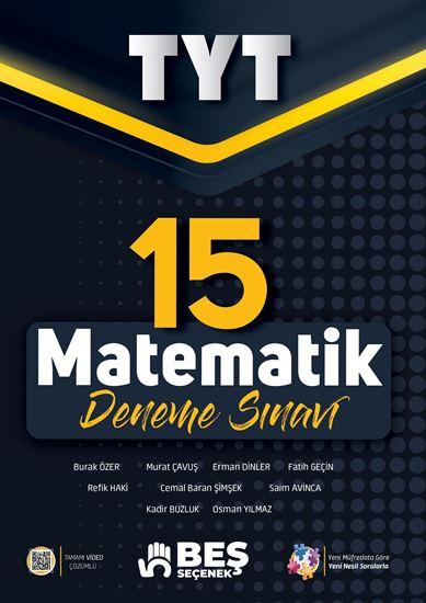 resm TYT 15 MATEMATİK DENEME