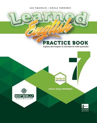 Resim BOREALIS 7.SINIF LEARNED PRACTİCE BOOK